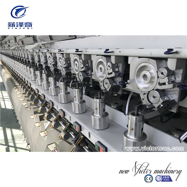 XZPS-96 Type Air Yarn Machine