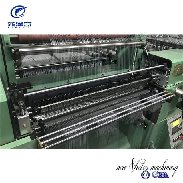 Automatic Fancy Yarn Crochet Knitting Machine